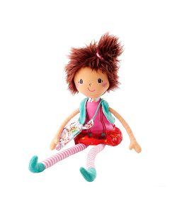 Lilliputiens | Мона Мягкая Цирковая Кукла