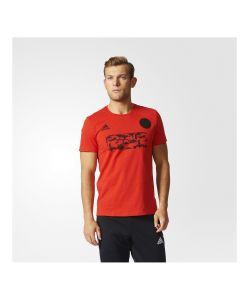 Adidas | Футболка С Принтом Муж. Tanc Jersey