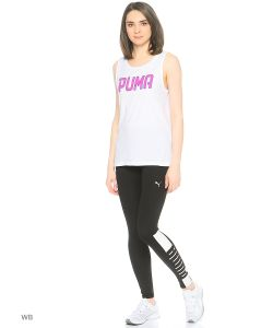Puma | Леггинсы Style Rebel Leggings W