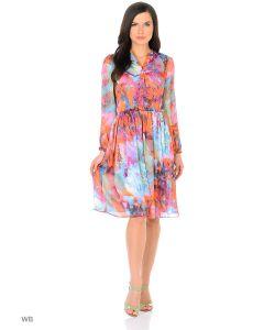 Katya Erokhina | Платье Zemfira Multi