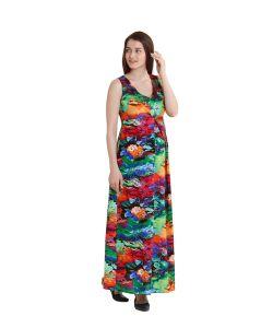 impressmama | Платье Макси Для Беременных