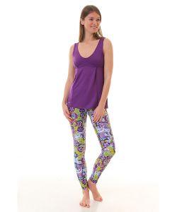 Urban Yoga | Топ Lotus Lilac