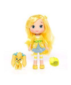 The Bridge | Игрушка Шарлотта Земляничка Кукла Лимона С Питомцем 15 См Кор.
