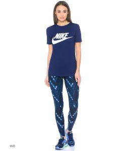Nike | Леггинсы W Nk Pwr Lgnd Tght Cb Lrg