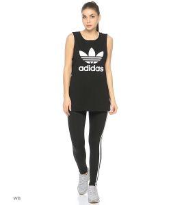 Adidas | Топ Loose Trefoil Tank Top