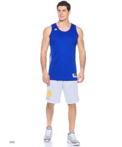 Adidas   Игровая Майка Джерси Муж. Prac Rev Jersey Colroy/Wht