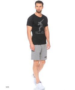 Puma | Шорты Ess No.1 Sweat Shorts 9