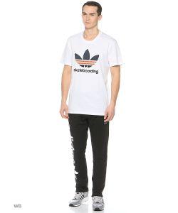 Adidas | Футболка С Принтом