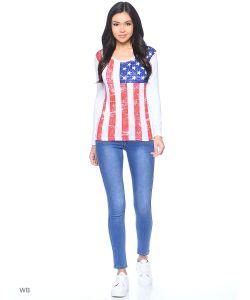 Stella | Лонгслив Американский Флаг