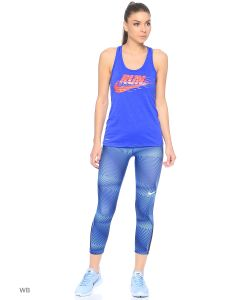 Nike | Капри W Np Cl Cpri Pyramid