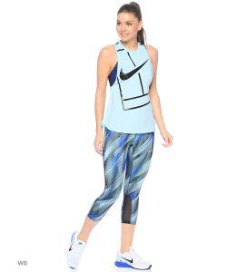 Nike | Бриджи W Nk Pwr Epic Run Cpri Pr