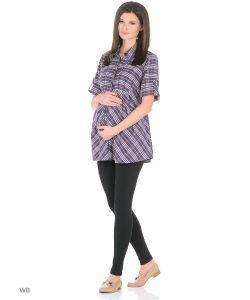 40 недель | Рубашка Для Беременных И Кормления