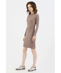 Monoroom | Платье Приталенное Фундук Kw4 One-Size 42-46