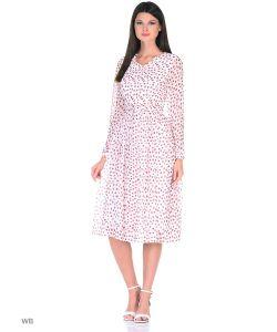 DEMURYA | Платье Из Шифона