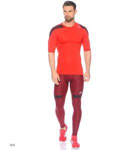 Adidas | Компрессионная Футболка