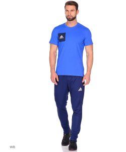 Adidas | Футболка Tiro17 Tee Conavy/