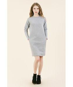 Monoroom | Платье-Свитшот Утепленное Kw3 M 44-46
