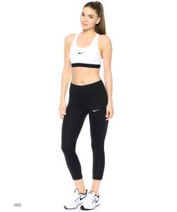 Nike | Леггинсы W Nk Pwr Crop Racer