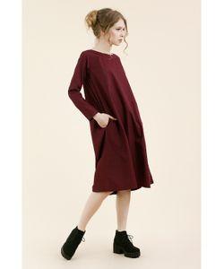Monoroom | Платье 5 Бордо Kw3 S 40-42
