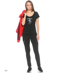 Puma | Футболка Ferrari Big Shield Tee