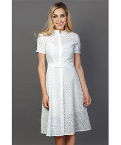 Welldress | Платье Из Хлопка