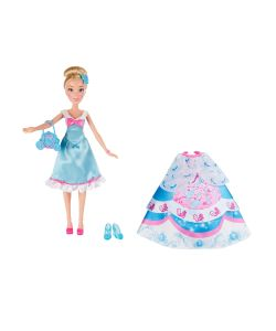 Hasbro | Модная Кукла Принцесса В Платье Со Сменными Юбками