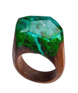 GreenWood. | Деревянное Кольцо