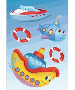 DECORETTO | Виниловые Наклейки Подводные Лодки