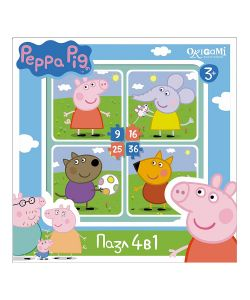 Peppa Pig | Пазлы