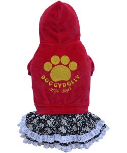 Doggy Dolly   Платья Для Собак
