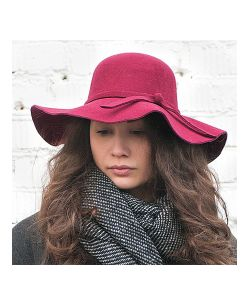 Kawaii Factory | Шляпа С Широкими Полями