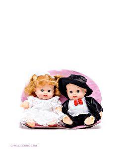 Карапуз | Набор Из 2-Х Кукол Жених И Невеста