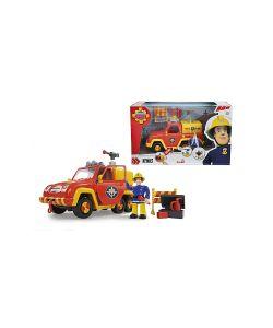 Simba | Пожарный Сэм Машина Со Звуком И Функцией Воды 19См Фигурка