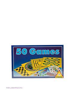 Piatnik | Набор Игр 50 В 1