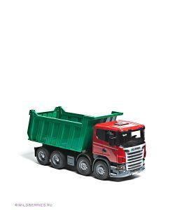 Bruder | Самосвал Scania