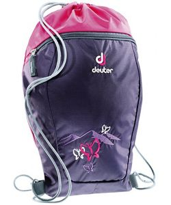 Deuter | Сумка Для Сменки 2015 School Sneaker Bag Berry Butterfly