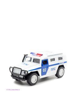 Технопарк | Машина Газ Тигр Полиция