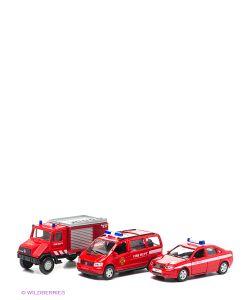 WELLY | Игровой Набор Пожарная Служба