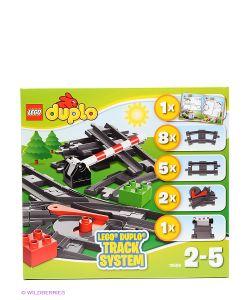 LEGO | Игрушка Дополнительные Элементы Для Поезда Номер Модели 10506. Серия Duplo