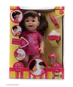 Smoby | Кукла Интерактивная Хулиганка Lili 37 См 1/4
