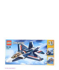 LEGO | Игрушка Криэйтор Реактивный Самолет Модель 31039