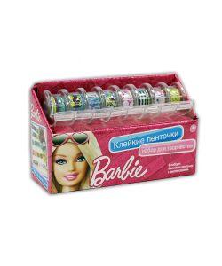 Чудо-творчество | Чудо Творчество. Barbie. Набор Дл Творчества С Клейкими Ленточками..