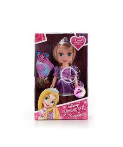 Карапуз | Кукла Disney Princess. Рапунцель 15См Озвученная Руссифицировання С Аксессуароми