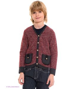 Fore!! Axel and Hudson | Кардиган Cardigan W Leather Trim