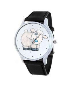 Tina Bolotina | Дизайнерские Часы Овечка