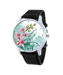 Tina Bolotina | Дизайнерские Часы Orchid