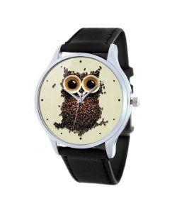 Tina Bolotina | Дизайнерские Часы Сова