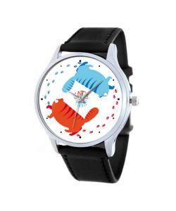 Tina Bolotina | Дизайнерские Часы Cats Time