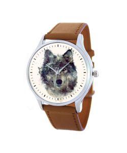 Tina Bolotina | Дизайнерские Часы Волк