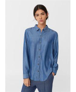 Mango | Рубашка Simple